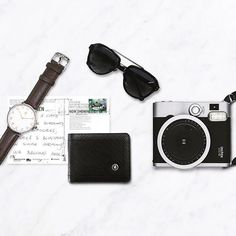 👀 seek your clue 一段找自己的旅程 #packyourporter  #趁颱風來前 #快出門走走 #clue #finn #venice #wallet #sunglasses #watch #porterinternational