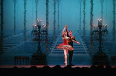 "The Australian Ballet performance of ""The Nutcracker"" at the Broken Hill Entertainment Centre in 2004."
