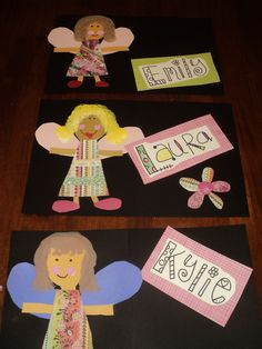 Great kid activity for a party...11 by 17 can be laminated at local office stores and Kinkos!