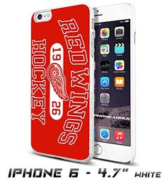 NHL HOCKEY Detroit Red Wings Logo 1926, Cool iPhone 6 - 4.7 Inch Smartphone Case Cover Collector iphone TPU Rubber Case White [By PhoneAholic] Phoneaholic http://www.amazon.com/dp/B00XX1CFJW/ref=cm_sw_r_pi_dp_vdHxvb0YTTN3V