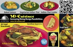 """Looking for that perfect 3D food entrée? Browse our growing inventory of delicious looking possibilities. Download a free """"Rainbow Sherbet Ice Cream Cone"""" model located in our """"Desserts"""" category. Our 3D food categories include: American, Asian, Bread, Breakfast, Desserts, Fast Food, French, Fruit and Salads, Indian, International, Italian, Mexican, Sandwiches, Seafood, and Vegetarian. Use 3D-Cuisines with Poser and/or DAZ Studio figures and interior props for dining design visualization. Sherbet Ice Cream, Rainbow Sherbet, Fruit Tart, Food Categories, Baked Salmon, International Recipes, Entrees, Seafood, Vegetarian"""