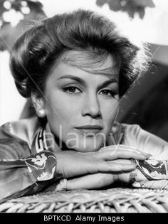 Download this stock image: LINDA CHRISTIAN ACTRESS (1965) - BPTKCD from Alamy's library of millions of high resolution stock photos, Stock Photo, illustrations and vectors.