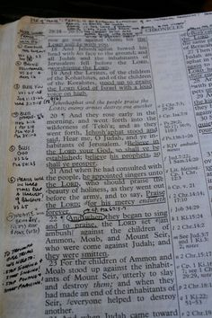 Can you read the notes in the margin of Dad's Bible? Visit the Immanuel Prayer Wheel - Maranatha Prayer Community today as well as fellowship with many others in crying out for our God's quick return, as well as pray for your needs, as well as numerous additional things. Click below for more info!