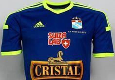 Sporting Cristal 2014 adidas Historical Kit