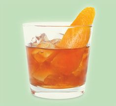 TRADITIONAL ELDERFASHIONED -2 PARTS Bourbon or Straight Rye Whiskey, ½ PART St-Germain, 2 DASHES	Angostura Bitters