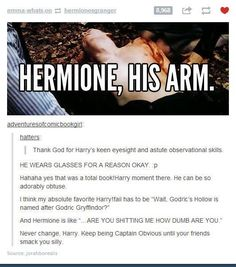 Why Harry isn't in ravenclaw!
