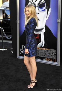 Chloe Moretz Dark Shadows Premier | Chloe Moretz Carrie High Resolution
