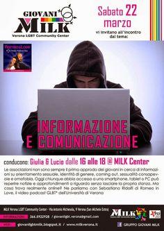 Iniziativa su Informazione e Comunicazione organizzata dal Gruppo Giovani Milk