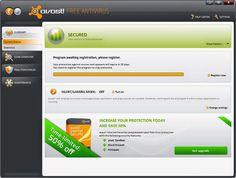 Descargar avast! Free Antivirus 10.0.2206