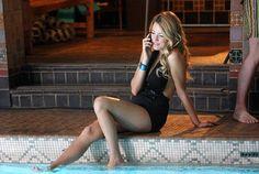 """Serena in Swimsuit  Gossip Girl Season 1 Episode 12 - Air Date: 1/2/2008  """"School Lies"""""""