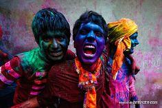 Celebration of color!