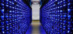 Google revela cómo es su principal búnker de datos