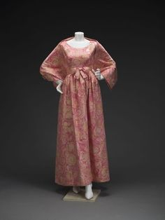 Early 1960s Norman Norell dress via The Indianapolis Museum of Art