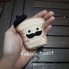 FRENCH MEEEPING TOAST OMM ITS TO MUCH