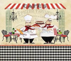 French Chefs II (Plout Gallery)