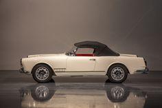 1959 Alfa Romeo 2000  - Touring Spider