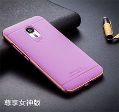 New arrival Top quality luxury QOOWA BRAND Case For Meizu MX5 Metal Frame & Silicone back cover anti-slippery design