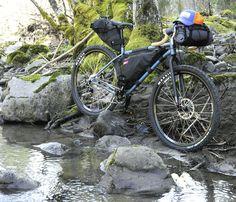 Kona Unit bikepacking adventure cycle blackburn outpost gevenalle gx