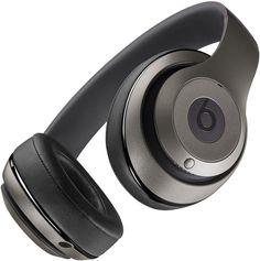 Beats by Dr. Dre Studio High Definition Over-Ear Headphones 2014 Version Titaniu #BeatsbyDrDre