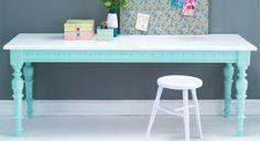 Relooker une table en bois | Prima