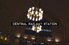 Helsinki Central Railway Station / Helsinki / Finland