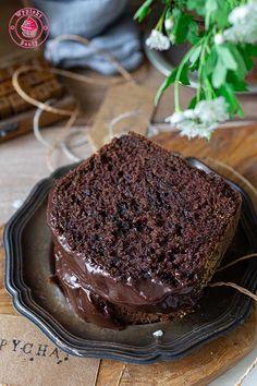 Ciasto mleczne Sweet Bread, Chocolate Cake, Banana Bread, Breads, Cooking, Food, Chicolate Cake, Bread Rolls, Kitchen
