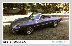 1978 ALFA ROMEO SPIDER  classic car