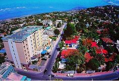 Port-au-Prince, Petion-Ville Haiti the Best Western Hotel.