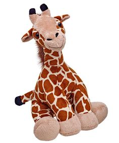 Image Result For Build A Bear Giraffe Unstuffed