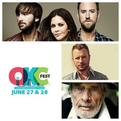 What to: Do - Music to Our Ears at OKC Fest