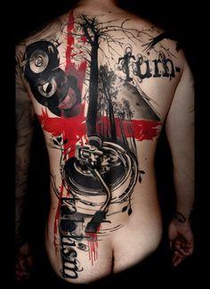 Tätowiert von Buena Vista Tattoo - Würzburg - Deutschland