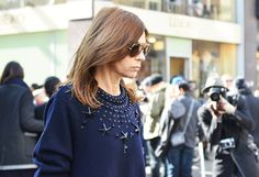 Tommy Ton Shoots the Street-Style Scene at the Fall 2012 Shows
