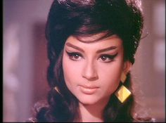 Sharmila Tagore | 60 Iconic Women Who Prove Style Peaked In The '60s