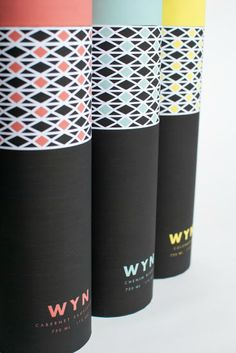 SOUTH AFRICAN WINE PACKAGING by Brittany Albertson