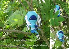 Blue Ninja Popke