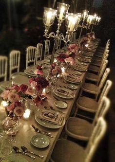 Gala Dinner, La Rosa Canina FIRENZE www.larosacaninafioristi.it
