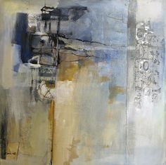 Qualia, abstract acrylic painting by Chang Liu at ArtistsNetwork.com