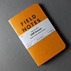 Pictures and Words, a Blog: Field Notes