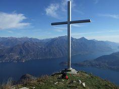 Pronti per una passeggiata da Boffalora al Monte Crocione? escursione facile con vista panoramica sul crinale che separa il lago di Como dal lago di Lugano.