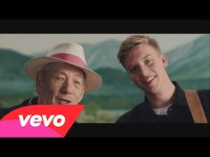 George Ezra - Listen to the Man - YouTube  Love this song and what makes this video so great is that Sir Ian Mckellen is there