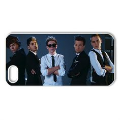 CTSLR Music Singer Series Protective Hard Case Cover for iPhone 5 1... ($5.07) ❤ liked on Polyvore featuring accessories, tech accessories, phone, one direction, phone cases and iphone