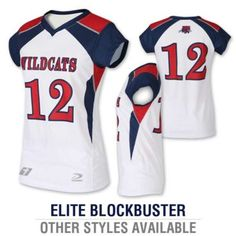 e7b01356f Custom Sublimated Volleyball Jerseys for Youth   Adult Volleyball Uniforms