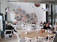 Frühstück im Nykke Vienna Austria, Restaurants, Bakery, Hotels, Decoration, City, Home Decor, Decor, Decoration Home