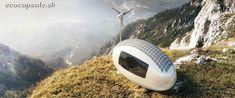 La capsula ecologica, un miniappartamento autosufficiente tra poco in vendita - Il blog di shido.it