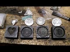 Metal Projects, Metal Crafts, Blacksmithing Beginners, Casting Machine, 3d Printing Diy, Melting Metal, Forging Metal, Metal Pipe, Scrap Metal Art