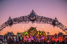 Count Down to EDC Vegas With These Gorgeous Mobile Wallpapers