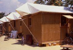 Conheça 5 exemplos de arquitetura humanitária pelo mundo