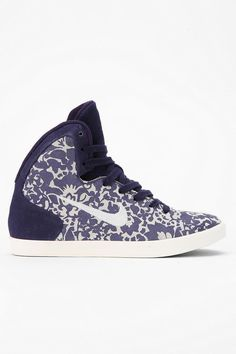 $85 Nike Fast Love Hyperclave High-Top Sneaker