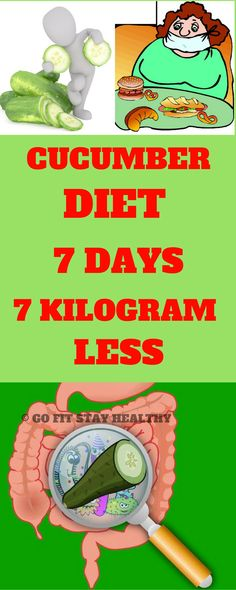 One of the healthiest vegetables is cucumbers because of the high amount of nutrients they contain such as calcium, magnesium vitamins B, C, E, iron, fiber etc. These vegetables can detox the body by stimulating and cleaning the digestive tract as well as eliminate the excess water from the body.#dietplan #diet #dieting #7days #loseweightfast #fatloss #fatburning