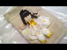 toalha com boneca MODELO 4 - YouTube